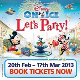 Disney on Ice: Let's Party (Birmingham)