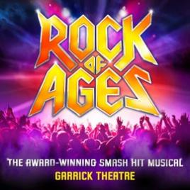 Rock of Ages & Dinner Packages