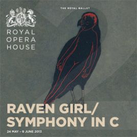 Raven Girl / Symphony in C