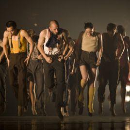 Sadler's Sampled: Political Mother – The Choreographer's Cut