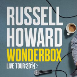 Russell Howard:Wonderbox - Birmingham