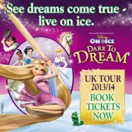 Disney On Ice - Dare to Dream: Glasgow