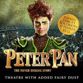 Peter Pan - The Never Ending Story: Nottingham