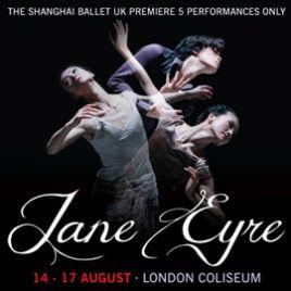 Shanghai Ballet: Jane Eyre