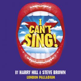 I Can't Sing! The X Factor Musical & Dinner Packages