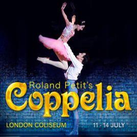 Roland Petit's Coppelia