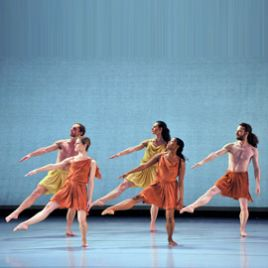 Mark Morris Dance Group: Two Mixed Bills Programme A