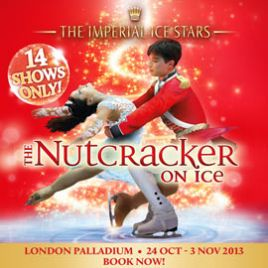 The Nutcracker On Ice - The Imperial Ice Stars