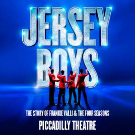 Jersey Boys: London & Dinner Packages