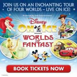 Disney On Ice - Worlds Of Fantasy: Birmingham