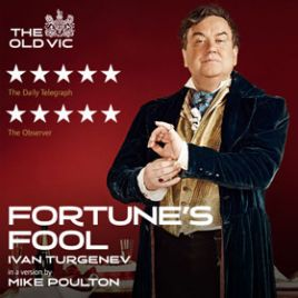 Fortune's Fool & Dinner Packages