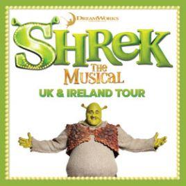 Shrek The Musical: Leeds