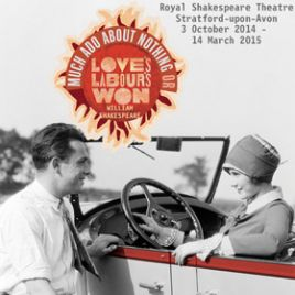 Love's Labour's Won (or Much Ado about Nothing)