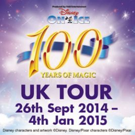 Disney On Ice presents 100 Years Of Magic: Glasgow