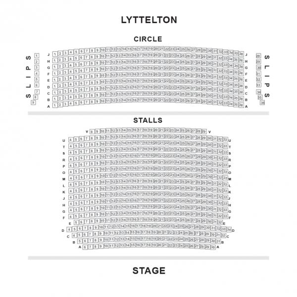 Lyttelton Theatre, National
