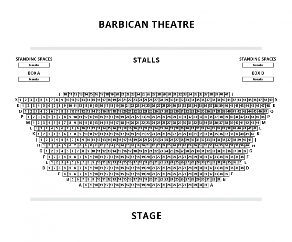 Barbican Theatre