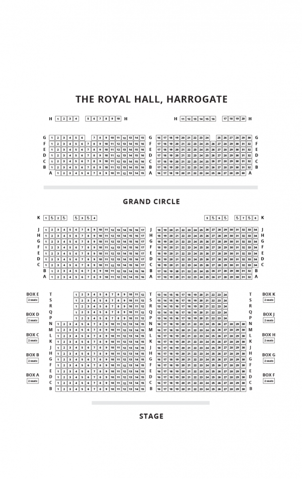 The Royal Hall, Harrogate