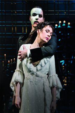 The Phantom of the Opera Nov 1