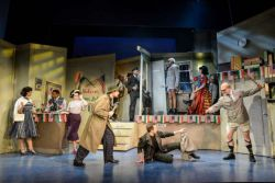 The Comedy About A Bank Robbery -PS