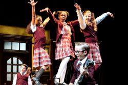School of Rock Gillian Lynne Theatre