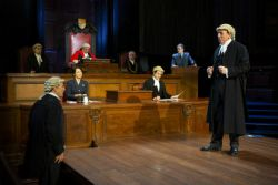 Witness for the Prosecution by Agatha Christie London County Hall