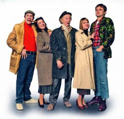 Only Fools and Horses - The Musical