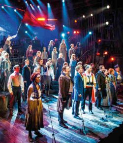 Les Miserables: The All-Star Staged Concert