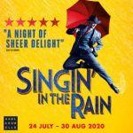 Singin' in the Rain tickets