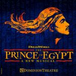 The Prince of Egypt tickets