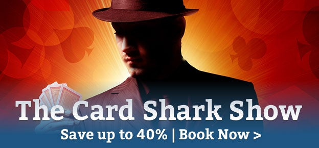 Card Shark Tickets