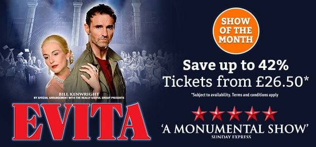 Evita Tickets