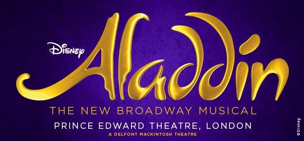 Aladdin The Musical Tickets