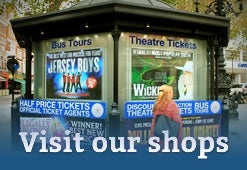 Visit us in the West End