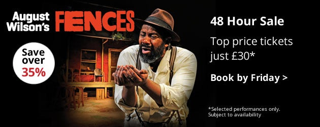 Fences Tickets