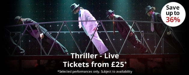 Thriller Tickets