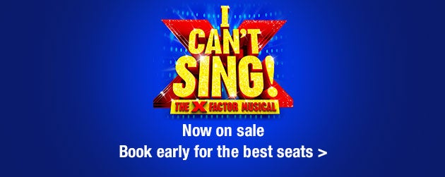 I Can't Sing - The X Factor Musical