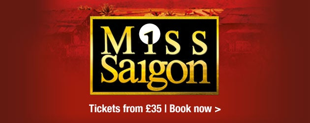 Miss Saigon Tickets