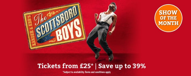 The Scottsboro Boys Tickets