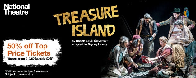Treasure Island Tickets