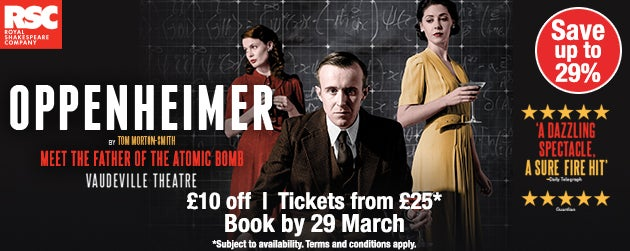 Oppenheimer Tickets