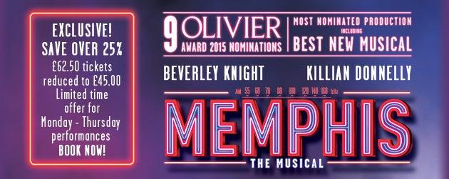Memphis Tickets