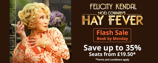 Hay Fever Tickets