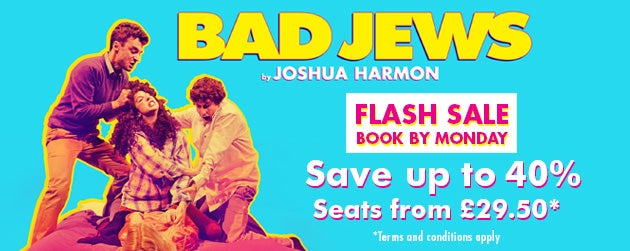 Bad Jews Tickets