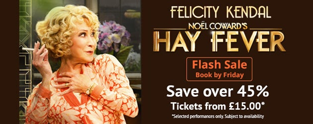 Hay Fever Flash Sale