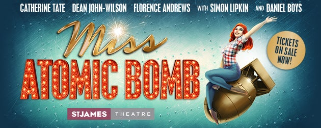 Miss Atomic Bomb Tickets