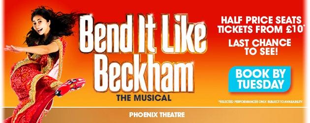 Bend It Like Beckham Tickets