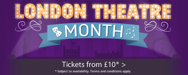 London Theatre Month