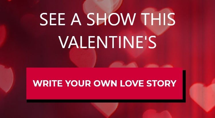 Tickets For Valentine's Day