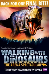 Walking with Dinosaurs: Wembley