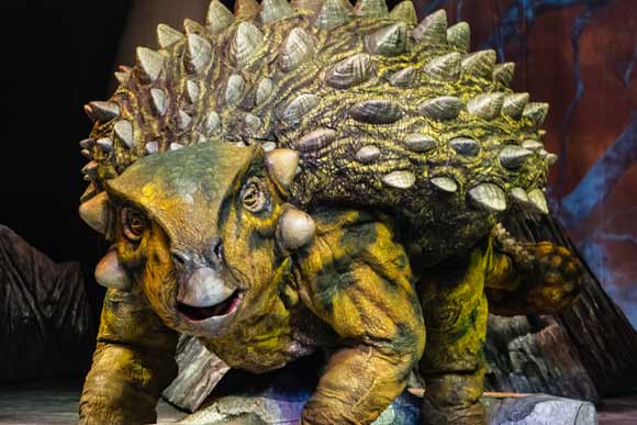 Walking with Dinosaurs- Wembley